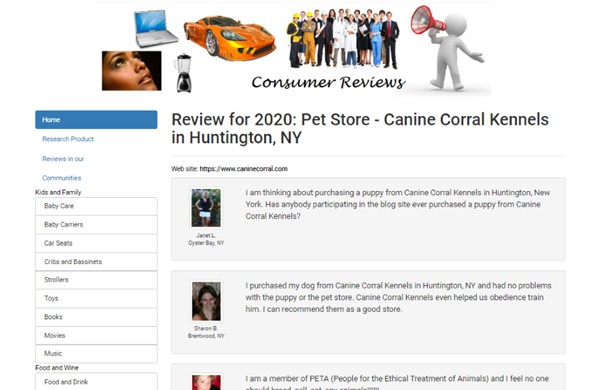 canine corral kennels reviews.  Canine Corral Kennels located in Huntington Station, NY Long Island New York