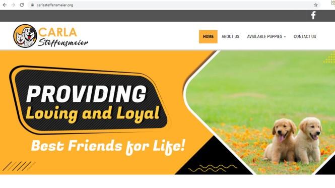 Carla, Steffensmeier, dog, breeder, homepage, Carla-Steffensmeier, dog-breeder, west, point,